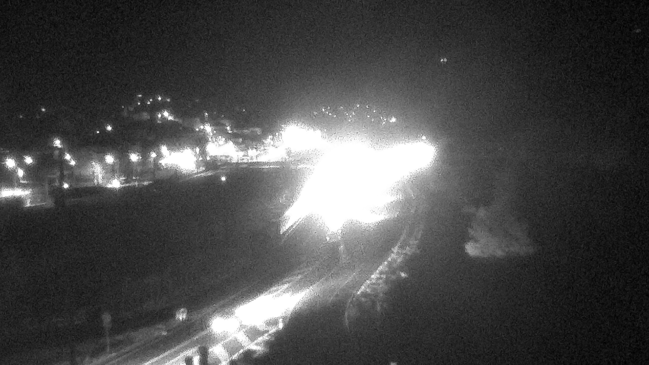 Webcam Gotthardtunnel Airolo in Richtung Sd