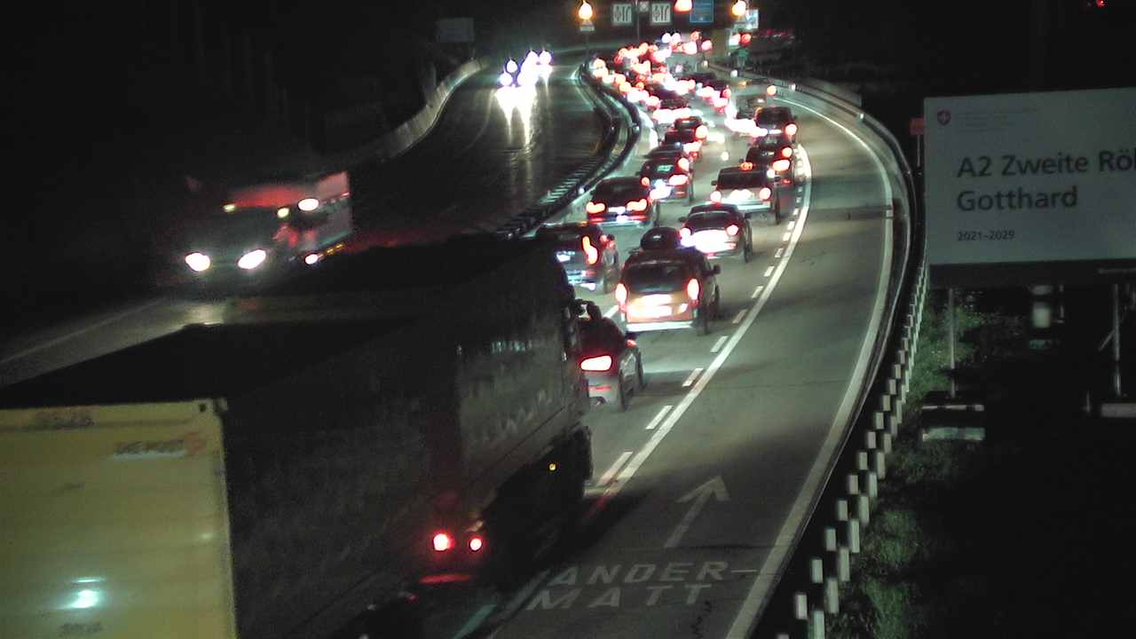 Webcam Gotthard Nord