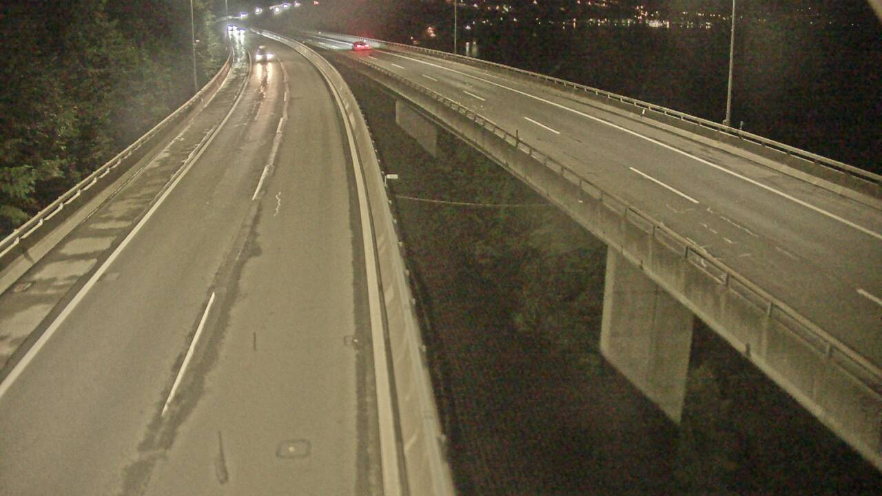Webcam Seelisbergtunnel in Richtung Nord